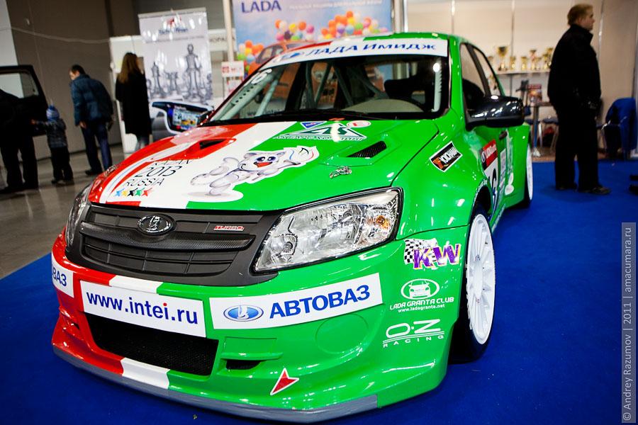 Петербургкий автосалон 2011