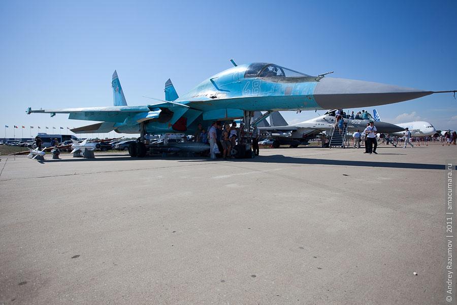 Су-34 МАКС