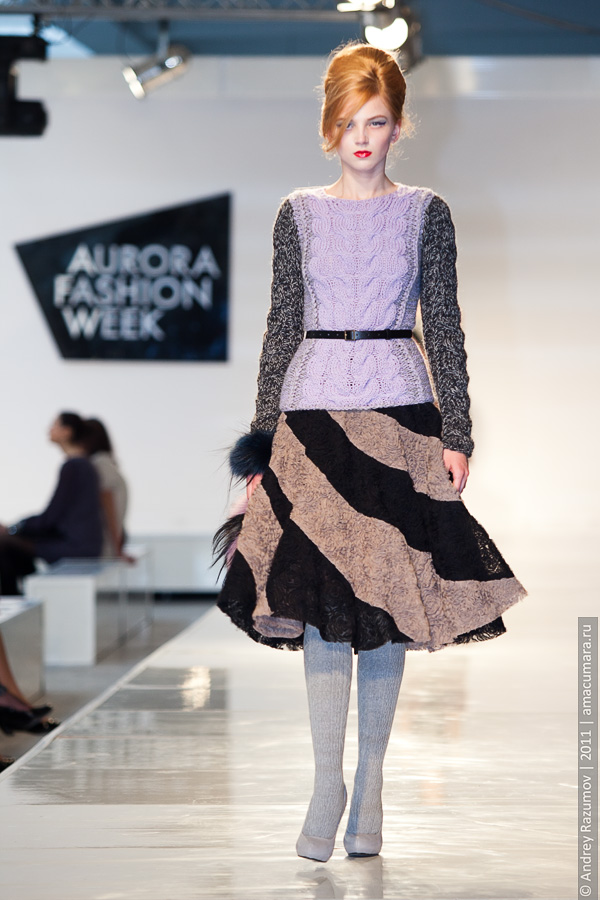 Aurora fashion week