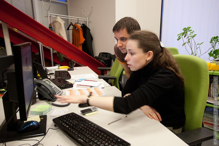 Офис Яндекс