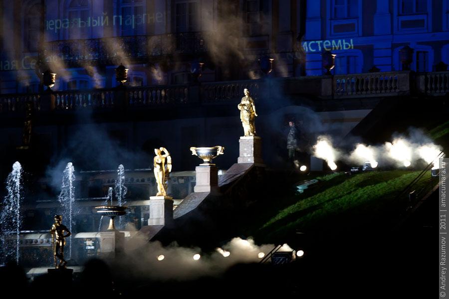 Праздник фонтанов