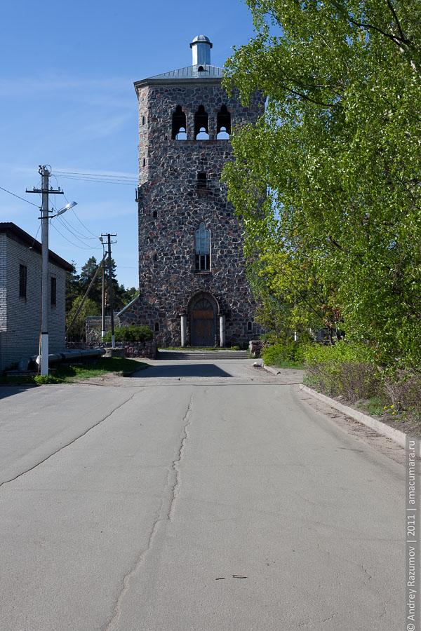 Приозерск крепость Корела