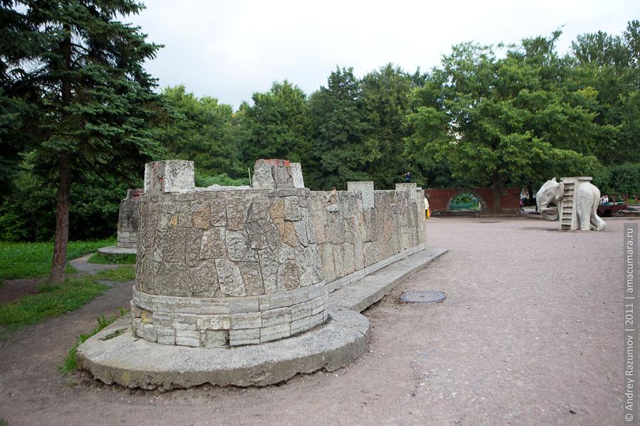 Южно-Приморский парк