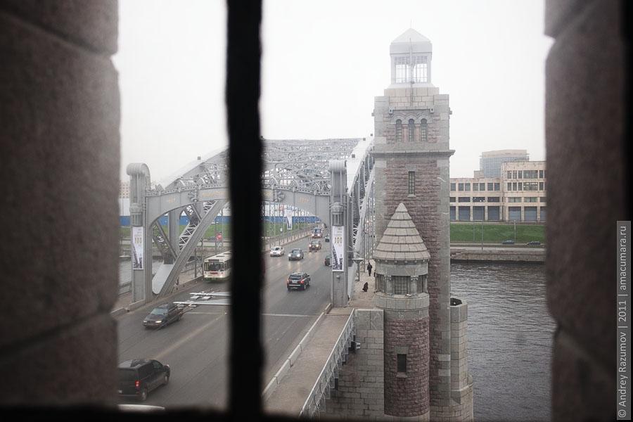 мост императора Петра Великого 100 лет