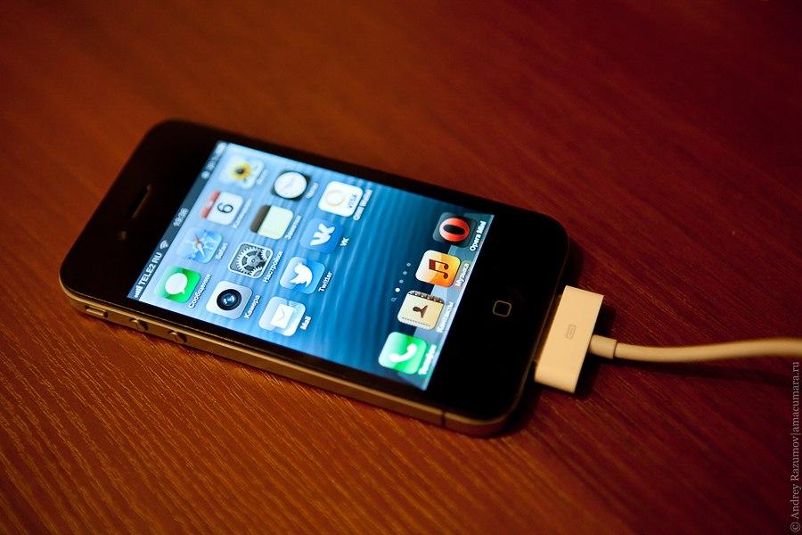 как восстановить удаленные с iphone фото