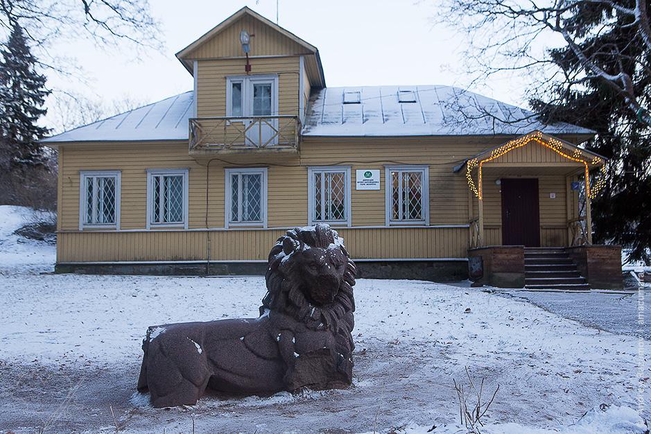 Памятник независимости Финляндии