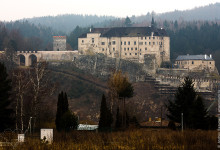 Замок Ческий Штернберк