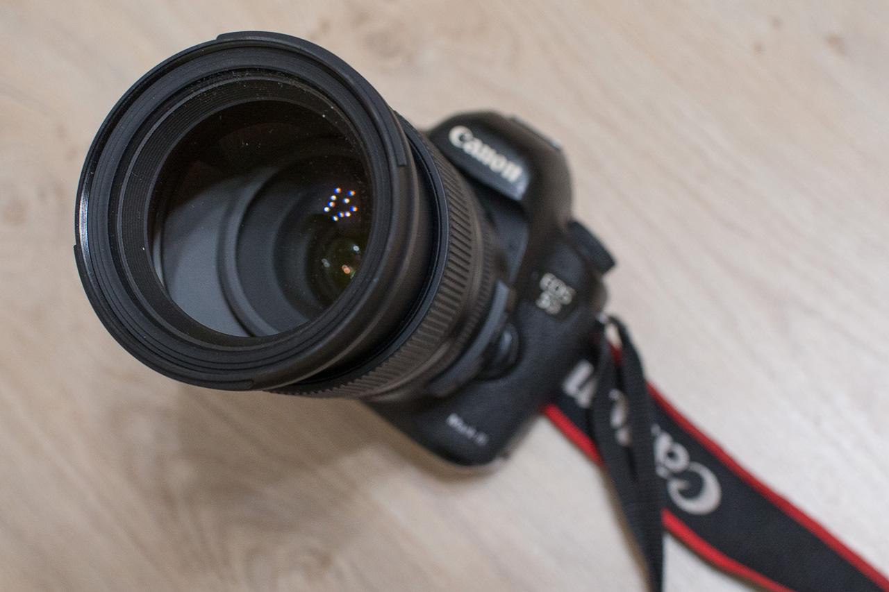 объектив Tamron SP 24-70 mm F/2.8 Di VC USD G2