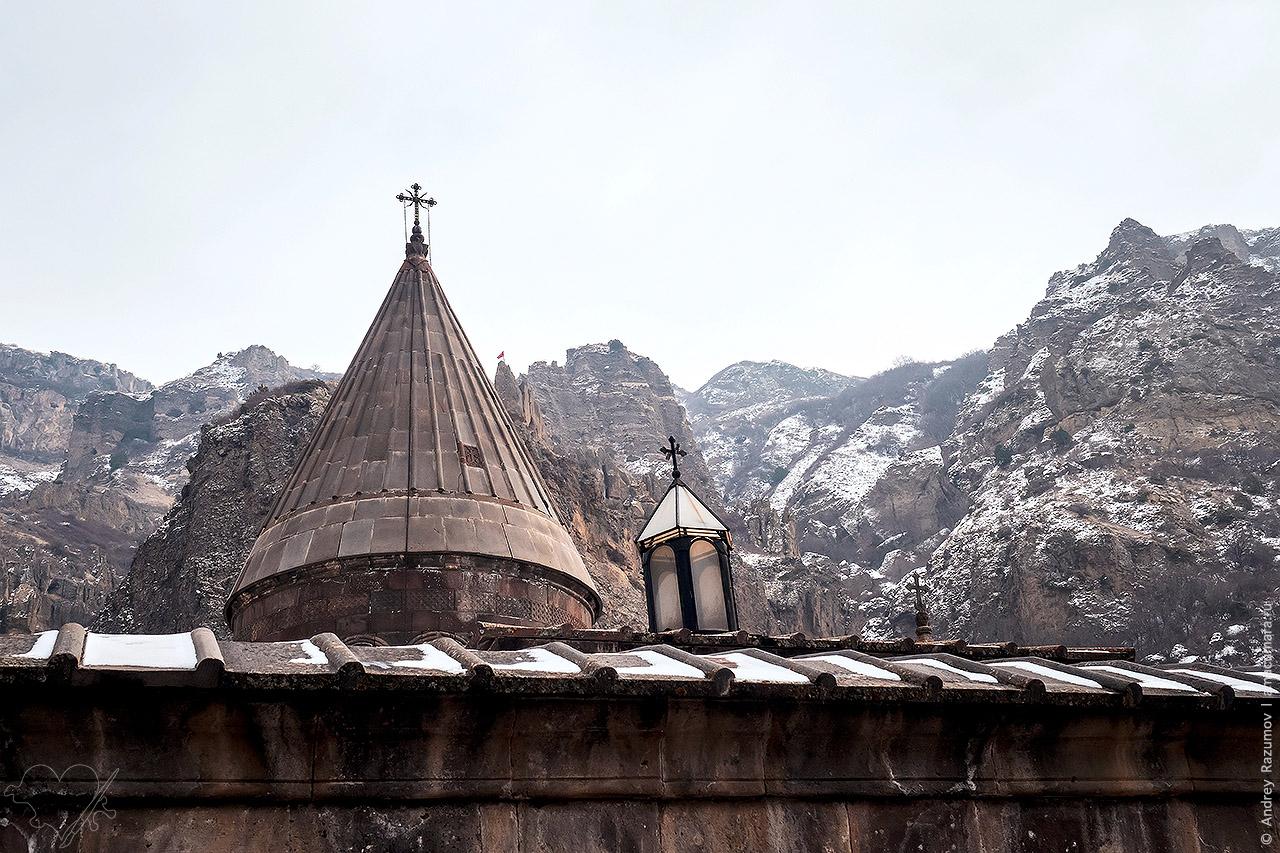 Храм гегард в Армении